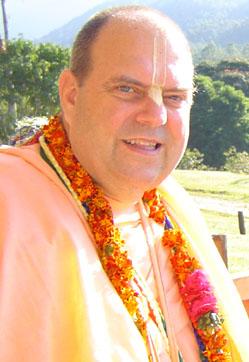 H H Jayapataka Swami